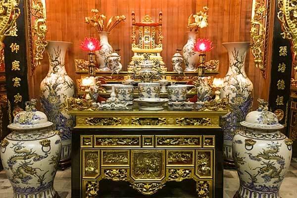 Hướng dẫn kiểm tra chất lượng gỗ của bàn,sập thờ khi mua