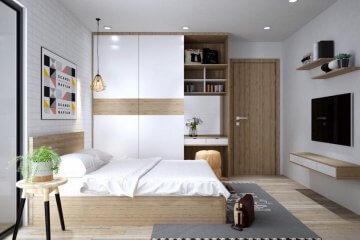 Cách Bài Trí Nội Thất Phòng Ngủ Theo Phong Thủy