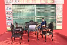 Giới Thiệu Cơ Sở Sản Xuất Đồ Gỗ Mỹ Nghệ Hải Minh